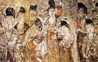 Emperor-Wu-Zetian-and-Chinese-women