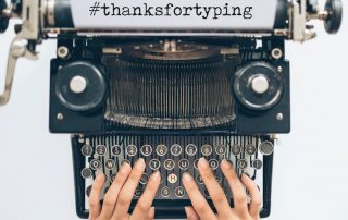 typewriter-thanks-for-typing