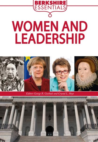 Women & Leadership book cover